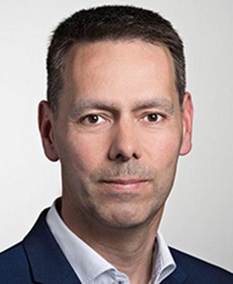 Heiko Schell, Vertriebsleiter