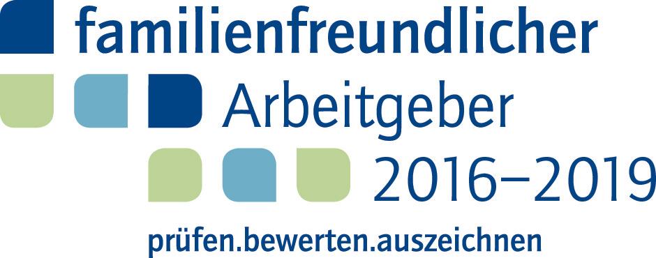 Siegel Familienfreundlicher Arbeitgeber der Bertelsmann Stiftung